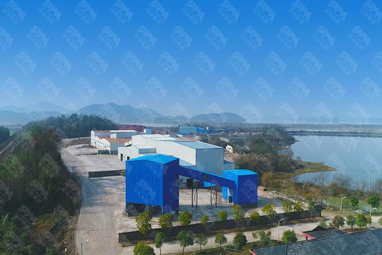 安徽年产200万吨花岗岩破碎生产线