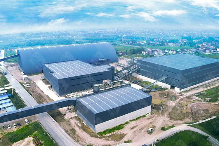江苏年产1000万吨河卵石破碎生产线
