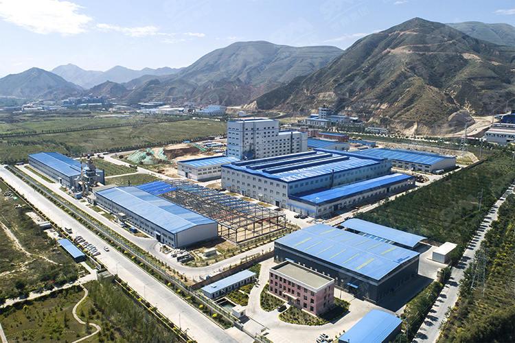 青海年产12万吨氧化镁磨粉生产线